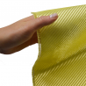 kevlar tessuto fibra aramidica 170 g/m² 5m