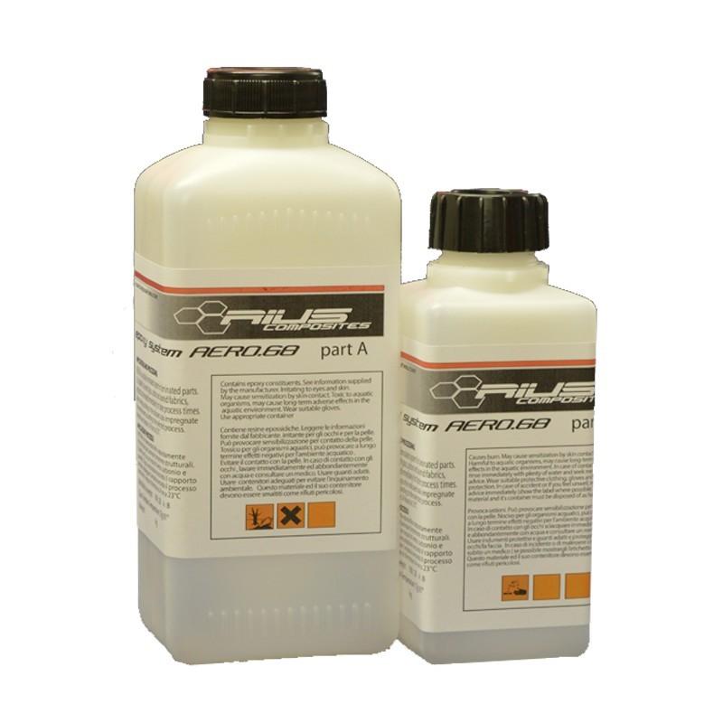 Resina epossidica aero68 1 3l for Resina epossidica bricoman