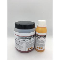 Gelcoat SX38-GC colore rosso 0.5kg