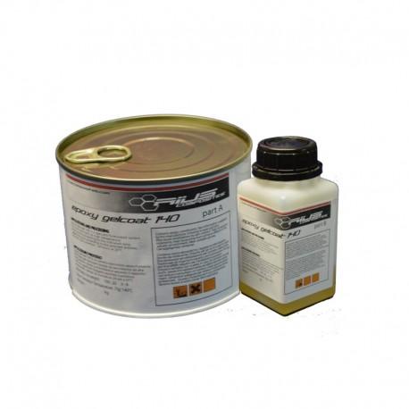 Gelcoat Epossidico 140 ad alta temperatura 0.5kg