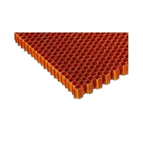 Anima strutturale Honeycomb 48 kg/m3 spessore 3mm 250x500