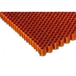 Honeycomb 48 kg/m 500x500 spessore 3mm