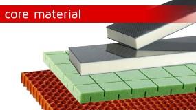 Core material