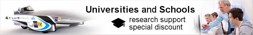 University and School