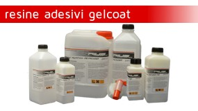 Resine adesivi gel-coat