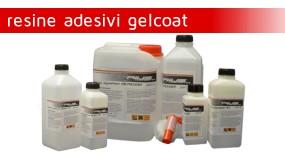 Resine adesivi gel-coat